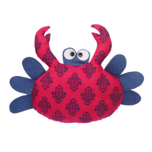 Kekdu the Crab soft toy
